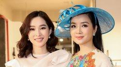 """Hoa hậu Đặng Thu Thảo, Giáng My rạng rỡ đọ sắc """"mười phân vẹn mười"""""""