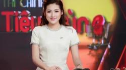 Á hậu Tú Anh ngồi ghế giám khảo cuộc thi sắc đẹp của các nhà báo, MC