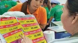 Giá thịt heo tăng cao, siêu thị trầy trật giữ khách hàng
