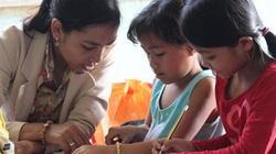 Không xin được việc, cô giáo Banar mở lớp dạy miễn phí tại nhà