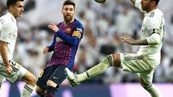 """NÓNG: Bất ổn về an ninh, trận """"El Clasico"""" của La  Liga đổi ngày đấu"""