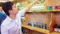 Lật đá trồng dược liệu, dân Hà Giang thu tiền đều tay
