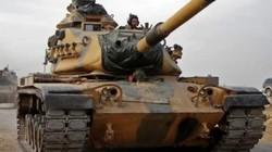 Thổ Nhĩ Kỳ bất ngờ đình chỉ chiến dịch quân sự tại Syria