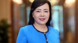 Thứ trưởng Bộ Y tế nói về việc bà Kim Tiến được miễn nhiệm chức vụ