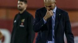 Real Madrid thua sốc, HLV Zidane cay đắng thừa nhận sự thật
