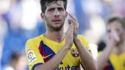 Barcelona trả giá đắt cho ngôi đầu La Liga
