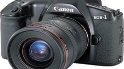 """Canon """"thần tốc"""" vượt 100 triệu máy ảnh dòng EOS dùng ống kính chuyển đổi"""