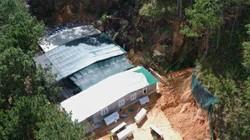 Buộc tháo dỡ nhà trái phép trên rừng thông Đà Lạt