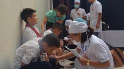 Quyết liệt chống ngộ độc thực phẩm tại bếp ăn trường học