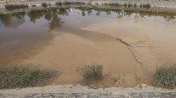 Công ty CP cấp nước Nghệ An ngang nhiên xả bùn thải ra hồ điều hòa