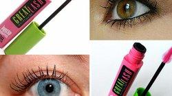 Review 5 loại mascara giá bình dân mà chất lượng không tầm thường