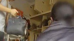 Mẹ già mang túi LV sang chảnh đi mua thịt lợn, công an tìm ngay ra ổ nhóm hàng giả