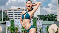 Kiều Loan diễn áo tắm được đánh giá cao tại Miss Grand International