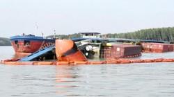Chìm tàu 8.000 tấn ở Cần Giờ: Cảnh báo khẩn về môi trường thủy sản