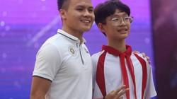 Quang Hải từng... khóc suốt 2 tuần vì nhớ nhà ngày mới đi đá bóng