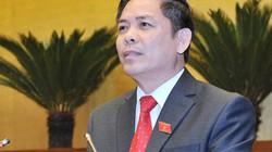 """Bộ trưởng Nguyễn Văn Thể báo cáo với Quốc hội về loạt trạm BOT dính """"lùm xùm"""""""