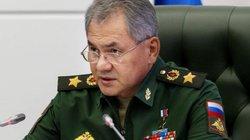 Đại tướng Shoigu cảnh báo sốc về chiến dịch Syria của Thổ Nhĩ Kỳ