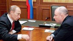 """Bí mật ít ai biết về tỷ phú """"như hình với bóng"""" bên cạnh tổng thống Nga Putin"""