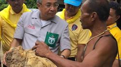 Ngư dân Thái Lan tìm thấy báu vật trên bãi biển giá trị 7,6 tỉ đồng?