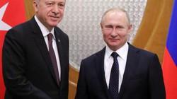 Đại chiến Syria: Putin hé lộ thỏa thuận quan trọng với Thổ Nhĩ Kỳ