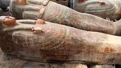 Khám phá 20 quan tài cổ Ai Cập gây rúng động thế giới