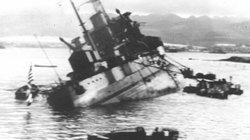 Khám phá nấm mồ tàu chiến khổng lồ ở Trân Châu Cảng