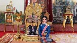 Sóng gió chốn hậu cung hoàng gia Thái Lan