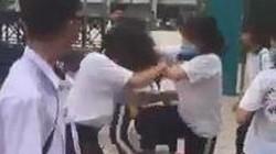 Bộ GD-ĐT vào cuộc vụ nhóm học sinh nữ đánh nhau rồi tung lên mạng