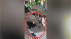 """Vác tivi trộm được về nhà, giữa đường bị kẻ khác """"hớt tay trên"""" mà chỉ biết ngớ người ra nhìn"""