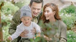 Phản ứng của vợ Lương Thế Thành khi được bố mẹ chồng cưng chiều hết cỡ