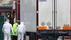 39 người chết trong xe container ở Anh: Điều khủng khiếp trong nấm mồ băng giá