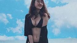 """Clip: Bạn gái kín tiếng của Văn Toàn bất ngờ đổi gu ăn mặc """"cởi mở"""""""