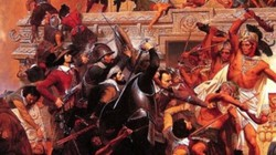 Bí mật quân sự: 1 chọi 500 – Hồi kết của Đế chế Inca