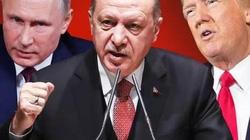 Erdogan vuốt mặt Trump lẫn Putin, nối lại cuộc tấn công người Kurd Syria