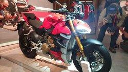 2020 Ducati Streetfighter V4 ra mắt, công suất 208 mã lực, trang bị cánh gió trên xe đua
