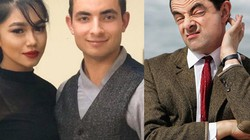 """Bất ngờ với cậu quý tử điển trai, giàu có luôn được """"vua hài"""" Mr. Bean giấu kín"""
