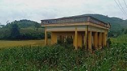 Sơn La: Nhà văn hóa bỏ hoang gần 11 năm chỉ sau một lần họp dân