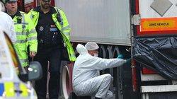 Vụ 39 thi thể trong xe ở Anh: 'Dấu tay đẫm máu' trên cửa container