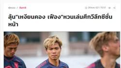"""Báo lớn Thái Lan """"cà khịa"""" Công Phượng trước đại chiến"""