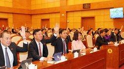 HĐND tỉnh Quảng Ninh thông qua nghị quyết sáp nhập Hoành Bồ với TP.Hạ Long