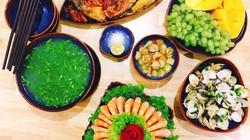 """Vợ trẻ 9X """"phù phép"""" biến món ăn đơn giản thường ngày thành bữa tiệc màu sắc"""