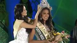 Người đẹp Puerto Rico đăng quang Hoa hậu Trái đất 2019