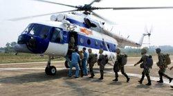 Đề xuất lập trung đoàn không quân CA và Cảnh sát cơ động Kỵ binh