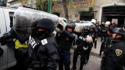 27 thành viên băng đảng Mexico được trả tự do, Tổng thống ngỡ ngàng