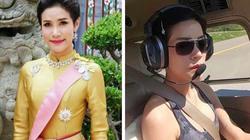 NÓNG nhất tuần: Nhan sắc hoàng quý phi bị vua Thái Lan phế truất vì bất trung