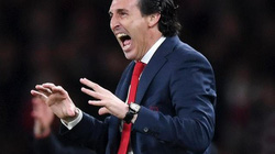 Trọng tài 2 lần 'bẻ còi', Arsenal hòa đáng tiếc, HLV Emery cay đắng nói gì?