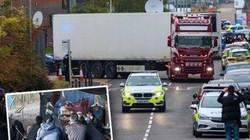 Những phút giây sinh tử trong thùng container lạnh đến nước Anh
