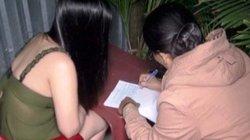 Bắt 3 cặp nam nữ mua bán dâm trong nhà nghỉ với giá 'mềm'