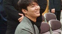 Vừa xuất ngũ, Lee Min Ho đã gây sốt khi bị chụp lén