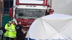 39 người chết trên xe container ở Anh không phải do lạnh cóng?